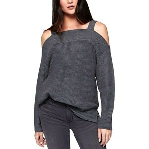 Sanctuary Amelie cold shoulder pullover sweater
